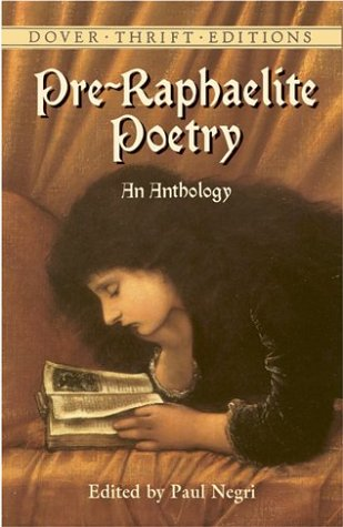 Pre-Raphaelite Poetry An Anthology  2003 edition cover
