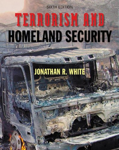 Terrorism and Homeland Security  6th 2009 edition cover
