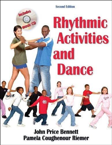 Rhythmic Activities and Dance  2nd 2006 (Revised) edition cover