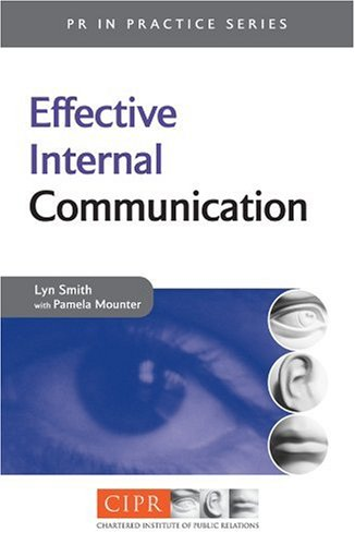 Effective Internal Communication   2003 9780749439484 Front Cover