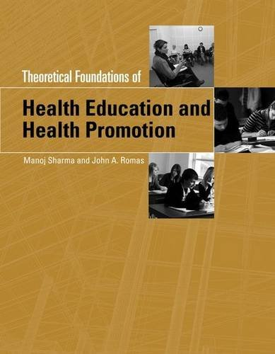 Theoretical Foundations of Health Education and Health Promotion   2008 edition cover