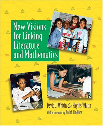 New Visions for Linking Literature and Mathematics   2004 edition cover