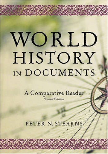 World History in Documents A Comparative Reader 2nd 2007 edition cover