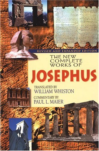 New Complete Works of Josephus   1999 (Revised) edition cover