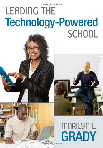 Leading the Technology-Powered School   2011 edition cover