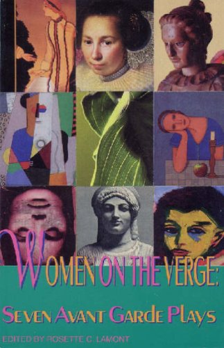 Women on the Verge Seven Avant-Garde American Plays  1993 edition cover