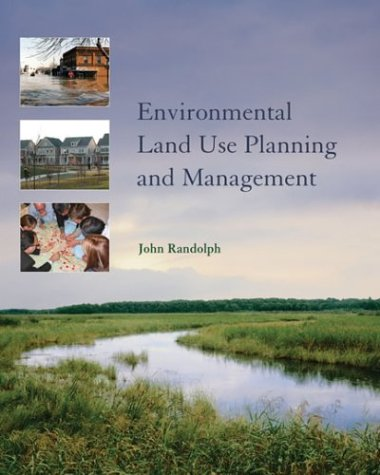 Environmental Land Use Planning and Management  3rd 2003 edition cover