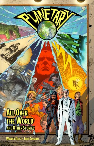 All over the World and Other Stories   2000 edition cover