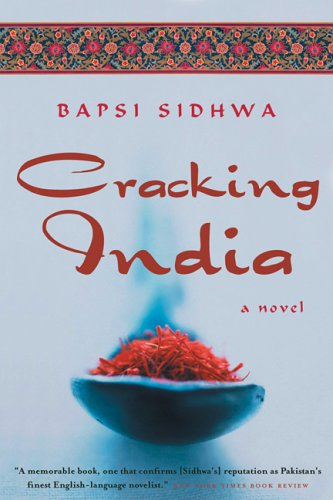 Cracking India  N/A edition cover