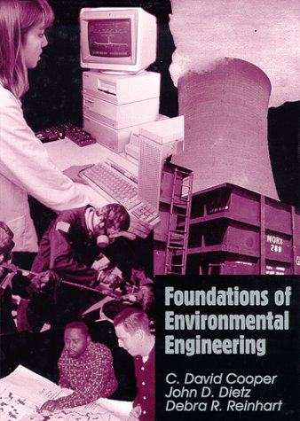 Foundations of Environmental Engineering   2000 edition cover