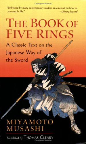 Book of Five Rings   2005 edition cover