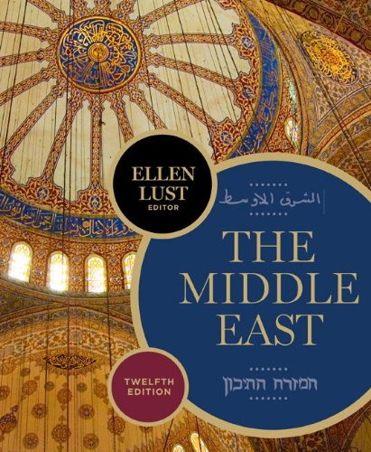 Middle East, 12th Edition  12th 2009 (Revised) edition cover