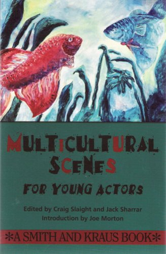 Multicultural Scenes for Young Actors N/A edition cover