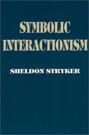 Symbolic Interactionism 1st 2002 edition cover