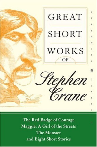 Great Short Works of Stephen Crane  N/A edition cover
