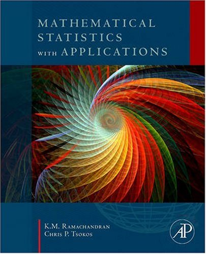 Mathematical Statistics with Applications   2009 edition cover