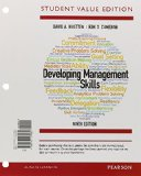 Developing Management Skills: Student Value Edition  2015 9780133127485 Front Cover