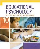 EDUCATIONAL PSYCHOLOGY 10th edition cover