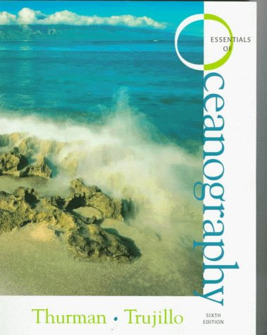 Essentials of Oceanography  6th 1999 9780137273485 Front Cover