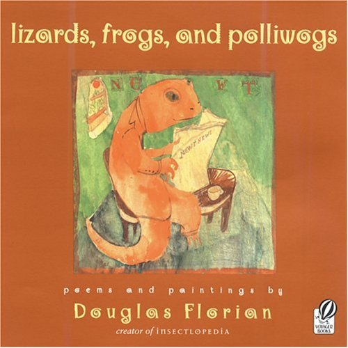 Lizards, Frogs, and Polliwogs   2001 (Reprint) edition cover