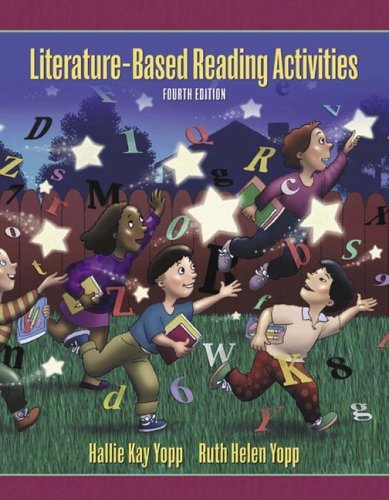 Literature-Based Reading Activities  4th 2006 (Revised) edition cover