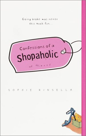 Confessions of a Shopaholic   2001 edition cover
