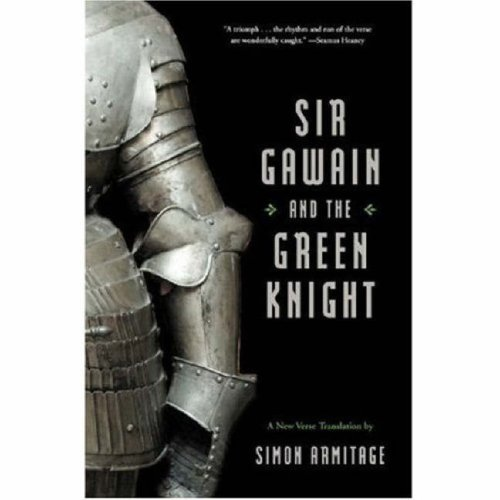Sir Gawain and the Green Knight A New Verse Translation  2007 edition cover