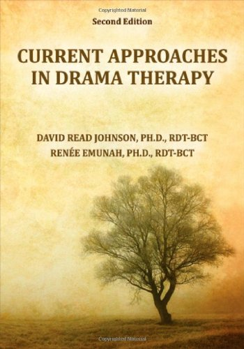 Current Approaches in Drama Therapy 2nd 2009 edition cover
