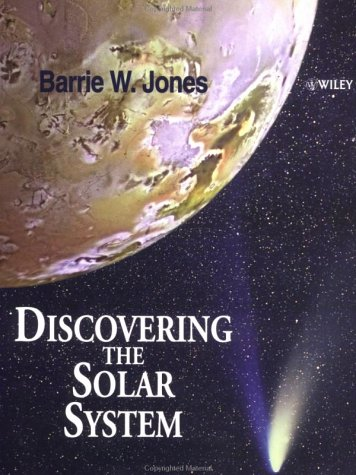 Discovering the Solar System   1999 9780471986485 Front Cover