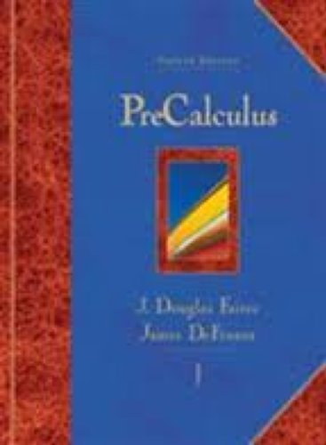 Precalculus  4th 2007 9780495113485 Front Cover
