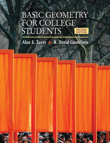 Basic Geometry for College Students An Overview of the Fundamental Concepts of Geometry 2nd 2010 edition cover