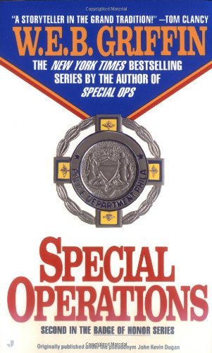 Special Operations   1989 edition cover