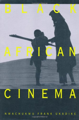 Black African Cinema   1994 edition cover