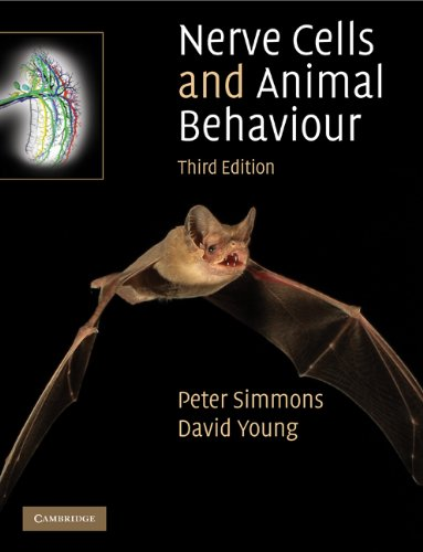Nerve Cells and Animal Behaviour  3rd 2010 (Revised) edition cover