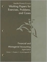 Needles Financial and Managerial Accounting with Your Guide to an Apasskey Eighth Edition  8th 2008 9780618950485 Front Cover
