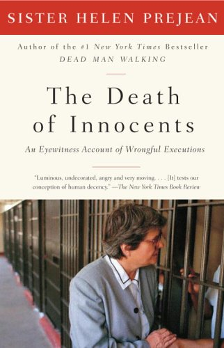 Death of Innocents An Eyewitness Account of Wrongful Executions N/A edition cover
