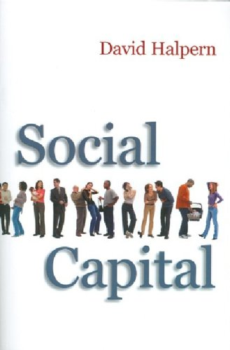 Social Capital   2004 9780745625485 Front Cover