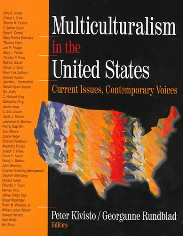 Multiculturalism in the United States Current Issues, Contemporary Voices  2000 edition cover
