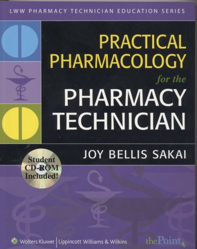 Practical Pharmacology for the Pharmacy Technician   2009 edition cover