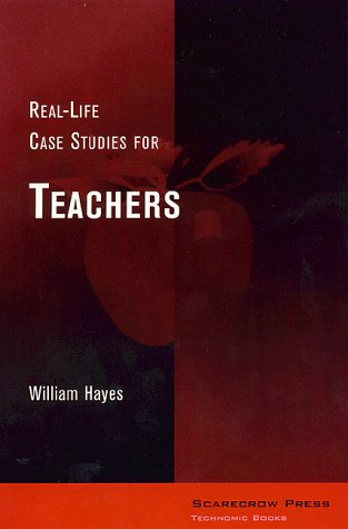 Real-Life Case Studies for Teachers   2000 edition cover