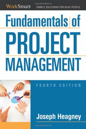 Fundamentals of Project Management  4th 2011 edition cover