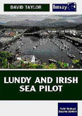 The Lundy and Irish Sea Pilot N/A edition cover