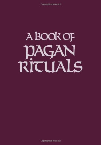 Book of Pagan Rituals  N/A 9780877283485 Front Cover