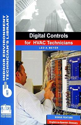 Digital Controls for HVAC Technicians N/A edition cover