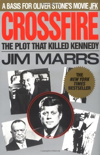 Crossfire The Plot That Killed Kennedy N/A edition cover