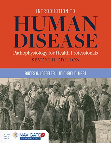 Intro to Human Disease + Navigate 2 Advantage:   2018 9781284127485 Front Cover
