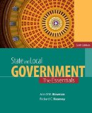 State and Local Government: The Essentials  2014 edition cover