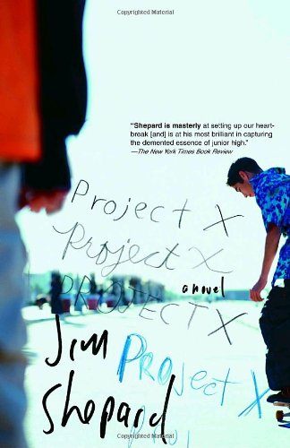 Project X  N/A edition cover