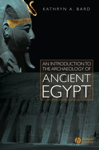 Introduction to the Archaeology of Ancient Egypt   2007 edition cover