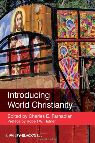 Introducing World Christianity   2012 edition cover